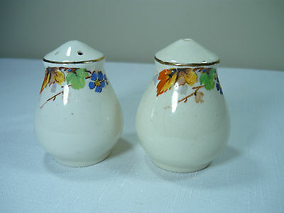 Meakin  Salt & Pepper Shakers