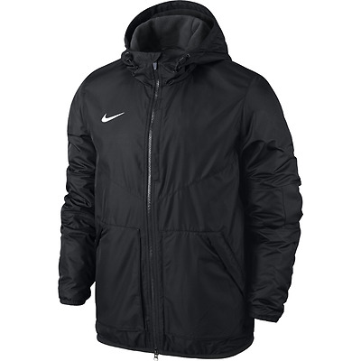 Nike Team Fall Coaches Jacket- Black- 100% Official Nike Product