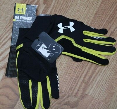 Under Armour Ua Engage Running Men's Gloves, 1249405 006