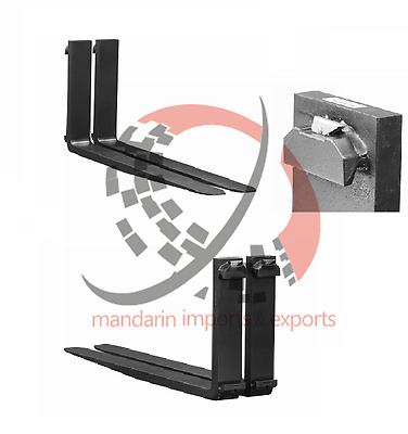 Forklift Tynes Forks Tines Varying Sizes Available Starting $279+GST Syd stock