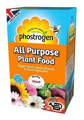 Pack Phostrogen Soluble Plant Food 2000g (200 can) All Purpose Plant Food