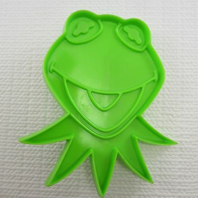 Muppets KERMIT THE FROG Cookie Cutter from Duncan Hines Cookie Mix