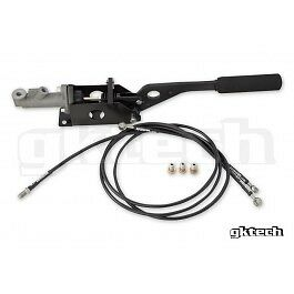 Gktech hydraulic handbrake assembly and in-line braided line kit