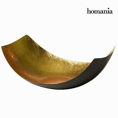 Centre concave or - Collection New York by Homania