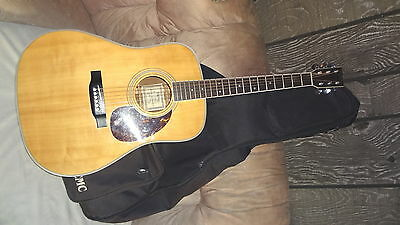 SIGMA MARTIN DR-35 Acoustic Guitar