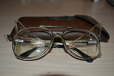Retro Safety Glasses/libco/made In Usa/145 Fx