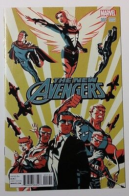 New Avengers #1 1:25 Michael Cho Variant Nm! Unread! Rare!