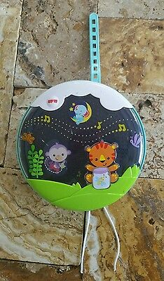 Fisher-Price SHOOTING STARS GLOW SOOTHER infant baby newborn musical crib toy