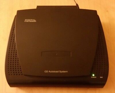 Music-On-Hold CD Autoload Player Music on Hold Digital Audio Excellent