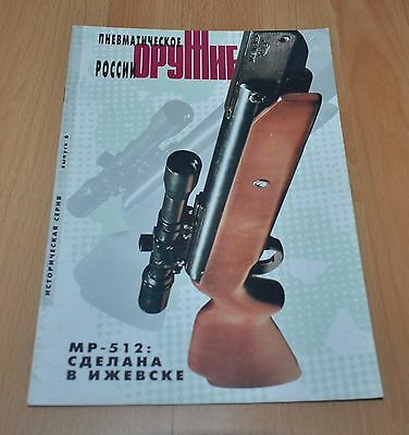 Guns Magazine. Pneumatic weapon Russia Special Issue 6