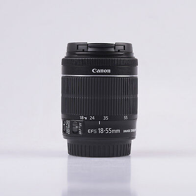 Canon EF-S 18-55mm f3.5-5.6 IS STM Objectif (boîte blanche)