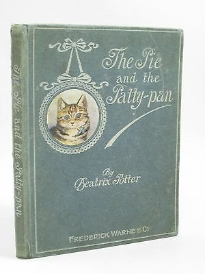 THE PIE AND THE PATTY-PAN - Potter, Beatrix. Illus. by Potter, Beatrix