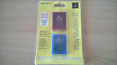 SONY MEMORY CARD PS2 8mb | ORIGINALE NUOVA | Play Station 2
