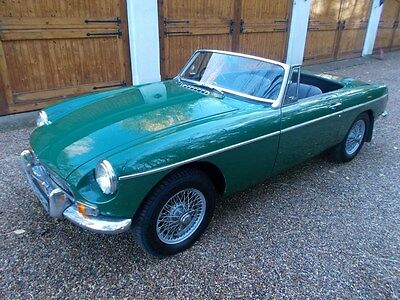 MGB Roadster One Family Owner From New