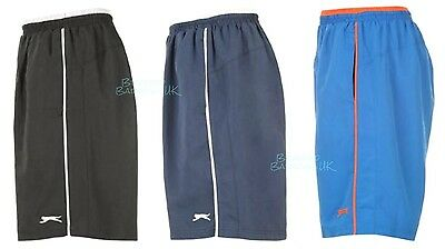 BNWT Mens SLAZENGER Woven Swim Shorts~Trunks S-2XL Swimming/Summer/Holiday NEW
