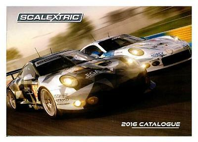 Scalextric C8179 2016 Catalogue Edition 57