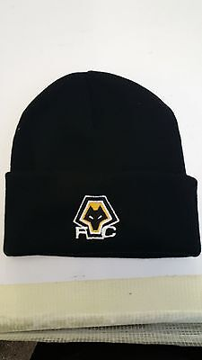 Wolverhampton Wanderers   Beanie/Wooly Hat The Wolves