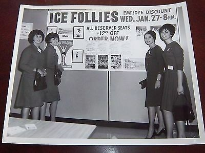 Peggy Fleming Ice Follies Baltimore Arena 1970 from the Woody Ryan Collection 10