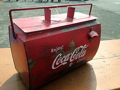 Coca Cola Coke Bottle Cooler Retro