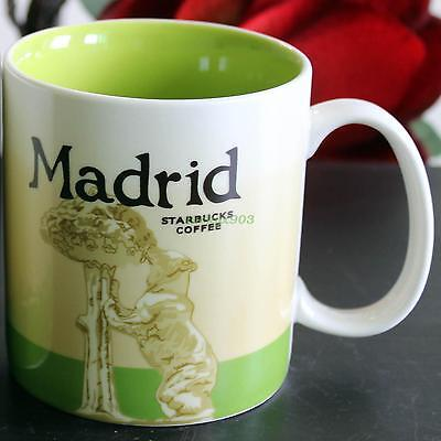 New Madrid 16oz Porcelain City Mugs Icon Collector Series ceramic Coffee Cup