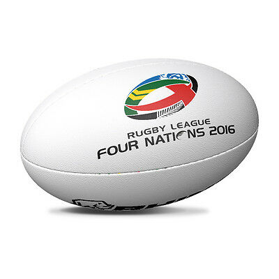 Official Souvenir Rugby Rugby Ball | 4 Nations - Size 5