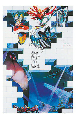 Pink Floyd The Wall Poster 91.5cm x 61cm