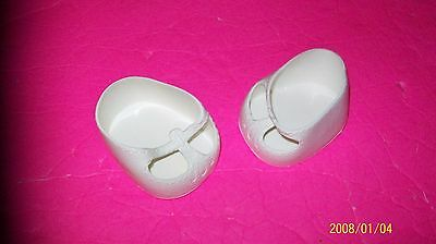 CABBAGE PATCH KIDS DOLL shoes WHITE mary janes BABY STYLE