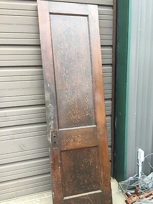 "An 150 Antique 24"" X 84"" Passage Door"