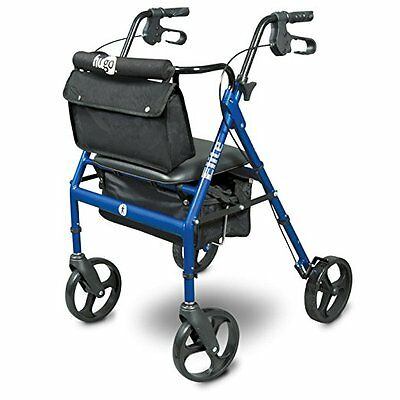**Brand New** Hugo Elite Elderly Rolling Walker [FREE SHIPPING]