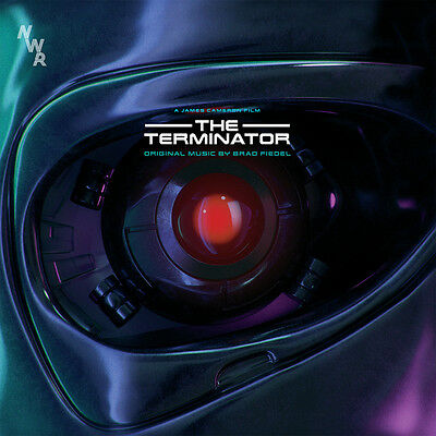 The Terminator - 2 x LP Complete - Gatefold Vinyl - Limited Edition- Brad Fiedel