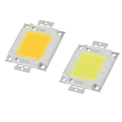 White/Warm White RGB SMD Led Chip Flood Light Lamp Bead 30W 10000LM DG