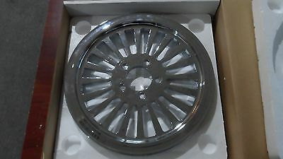 Klassic Pulley Ride Wright Wheels 02000-70KC 1 1/2in 70 Tooth Harley Davison