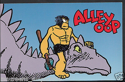 Hobbies Postcard - Comics Classis Collection - Alley Oop  RS1134