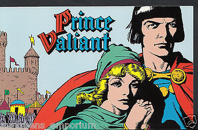Hobbies Postcard - Comics Classis Collection - Prince Valiant  RS1129
