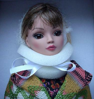 "16"" Tonner~Ellowyne Wilde~A Mix Up Dressed Wigged Doll~NIB~NRFB"