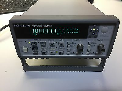 AGILENT Keysight HP 53131A Universal Counter 225 Mhz