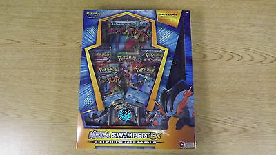 Pokemon Mega Swampert EX Premium Collection Sealed