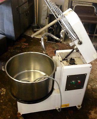 Pizza Dough Mixer 40l ( 3 Phase )