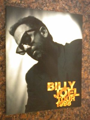 BILLY JOEL TOUR 1999 Official Program - AS CLOSE TO MINT AS IT GETS