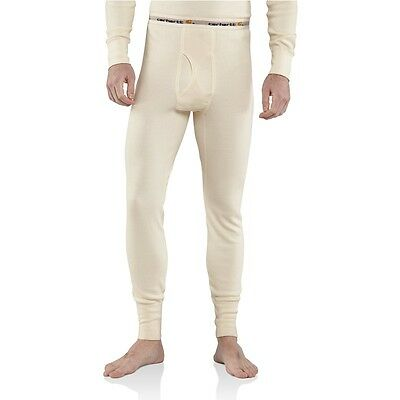 NWT Men's Carhartt Super-Cold Weather Base Layer Thermal Bottoms 100640