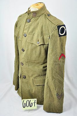 Wwi Us Dough Boy Uniform For Engineers