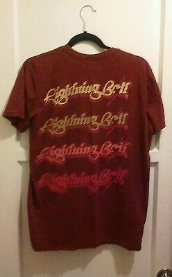 Lightning Bolt Jerry Lopez Hawaii Vintage T-shirt Medium