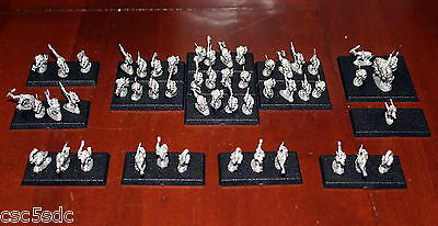 15mm miniatures Hordes of the Things Mighty Armies Ratmen Skaven Army 15 units