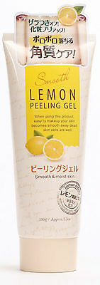 New product!Moisture Lemon extract Peeling Gel,Smooth moist skin,from JAPAN