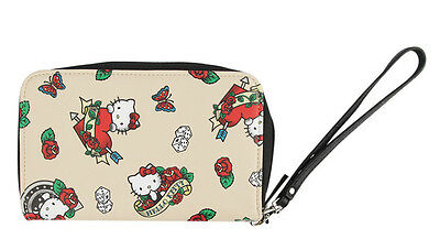 Hello Kitty Clutch/wallet: Rose Collection # 10327 MSRP: $43.00