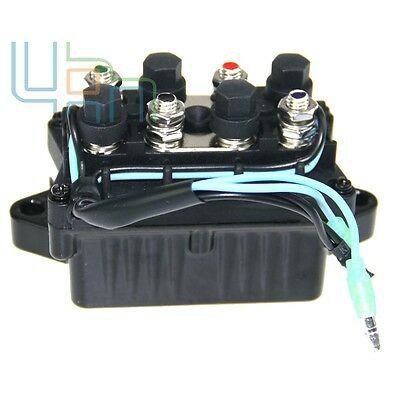 New TRIM RELAY  for Yamaha 30-90 HP 6H1-81950-00-00