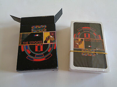 The Strokes Room On Fire Pack Of Promotional Playing Cards