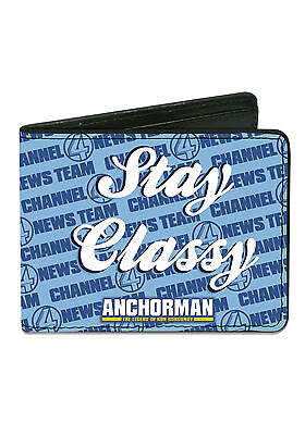 Anchorman Stay Classy Wallet new