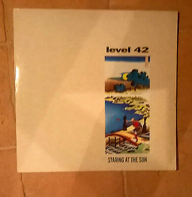 Level 42 – Staring At The Sun LP VINILE ITALY