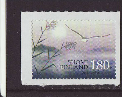 Finland 2016 MNH - Wings of thoughts - Bird - set of one stamp